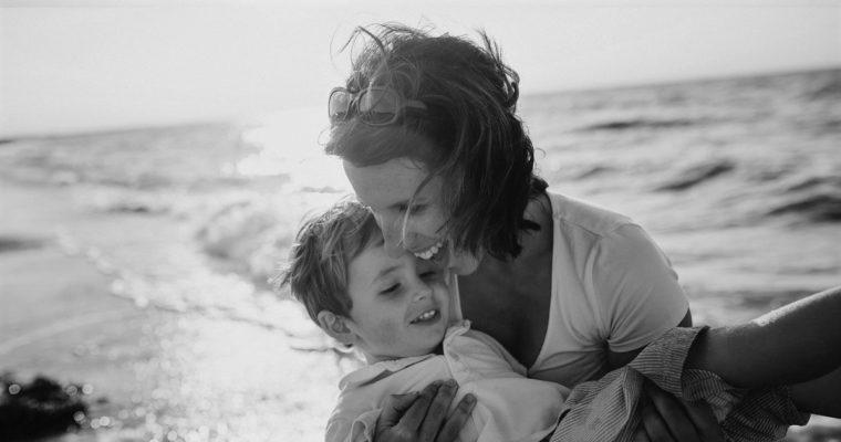 動ける体が人生を豊かにする/子供を守る母として